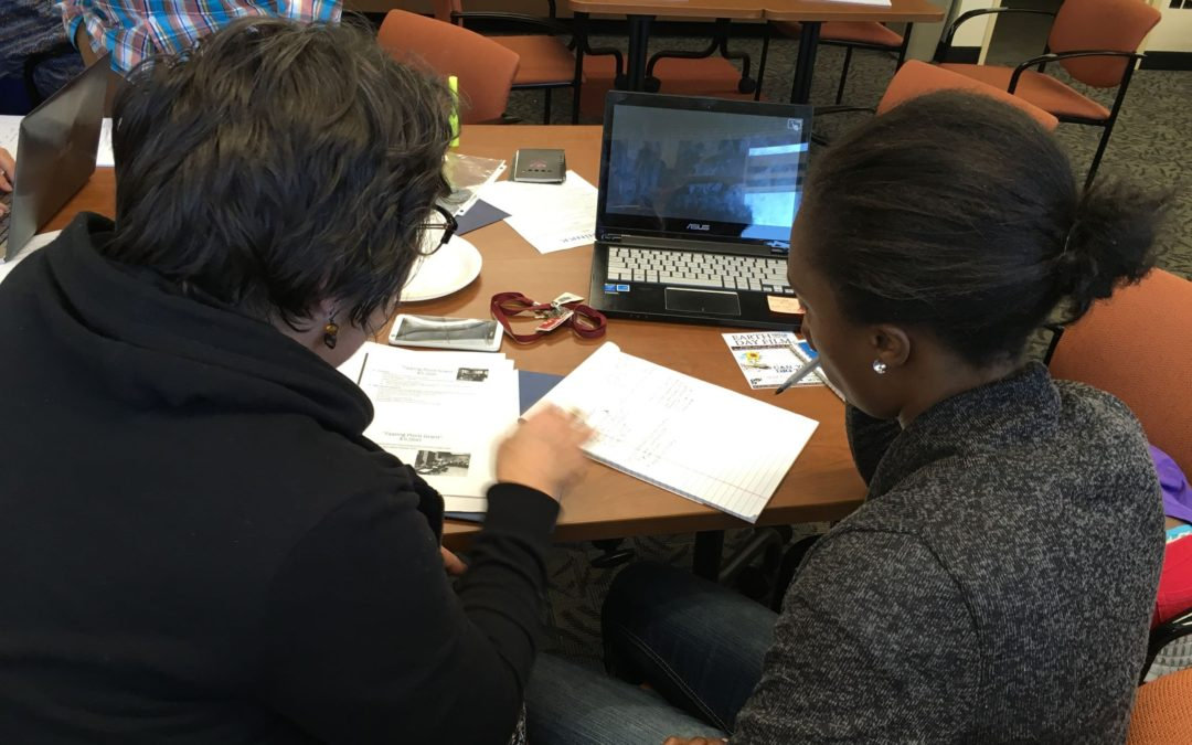 Video Grant: Catching Dreams Training