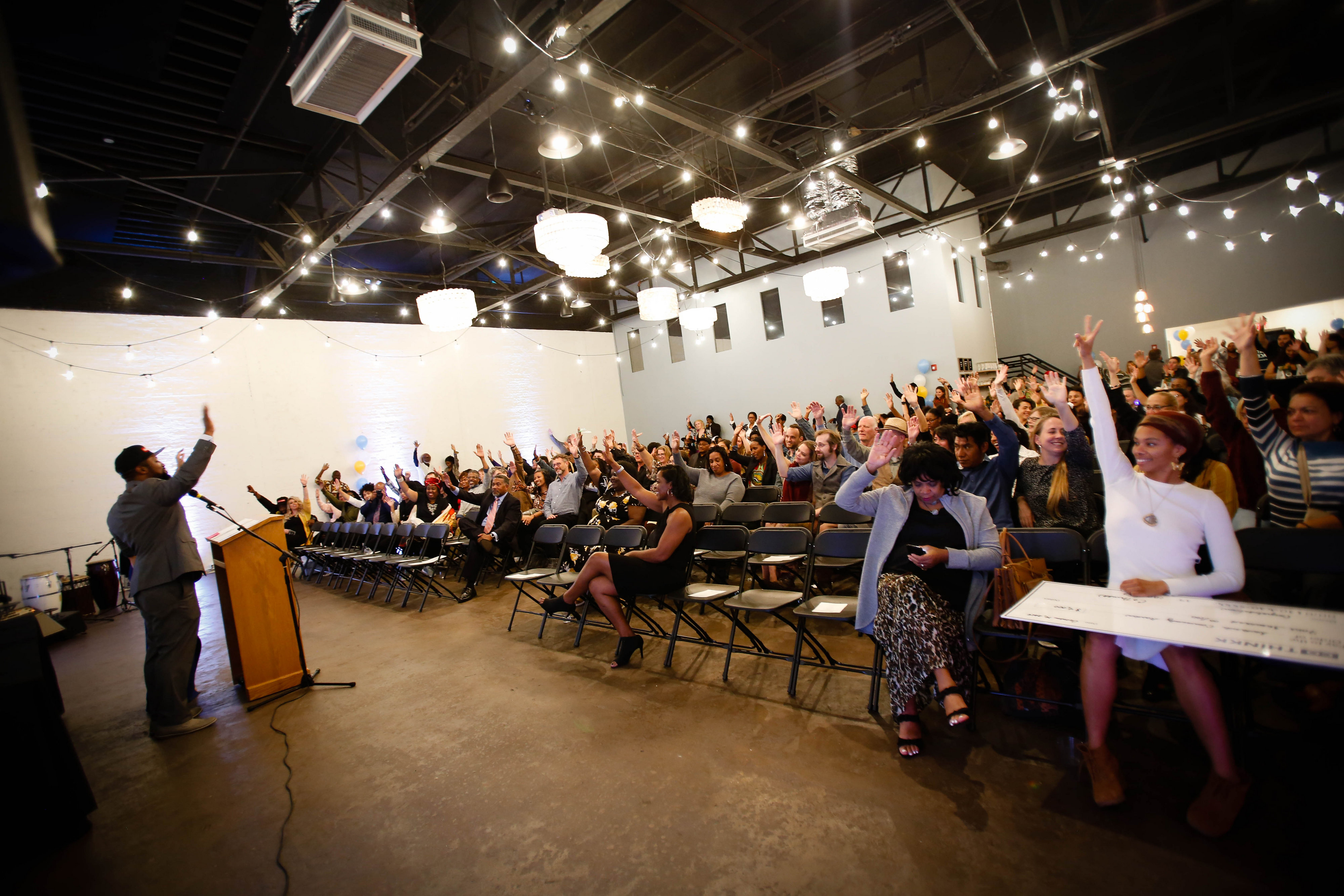View More: https://arielshumakerphotography.pass.us/cothinkk-awards-10-19